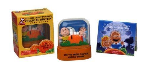 It's the Great Pumpkin, Charlie Brown Leaf Globe (Mega Mini Kits) by (2011-08-11)