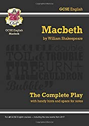 GCSE Shakespeare Macbeth Complete Play (with Notes):
