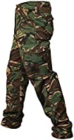 Combat Trousers - Cargo Trousers - Camouflage Trousers - Sizes 30