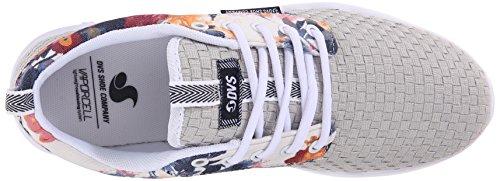 DVS Premier 2.0 Damen Sneaker Beige - Beige (Tan/Blue)