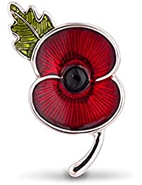 The Poppy Collection ® Enamel Lapel Pin