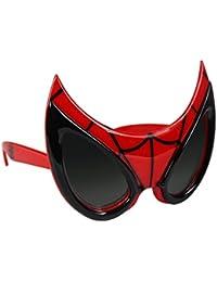22-659 Gafas de sol/máscara para niño motivo SPIDERMAN protección UV-3