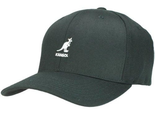 Kangol Casquette Baseball Flex Fit Baseball Homme - Noir