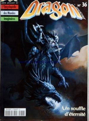 DRAGON MAGAZINE [No 36] du 01/06/1997 - ...
