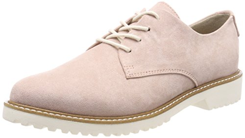 MARCO TOZZI Damen 23755 Oxfords, Pink (Rose), 39 EU