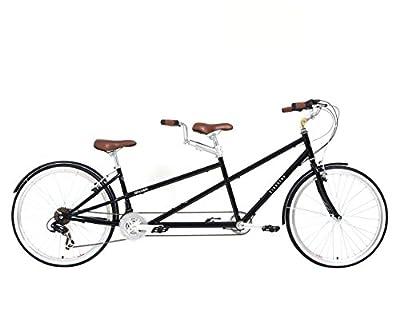 "Kingston Silverdale 21 Speed 26"" Tandem Classic Bike"