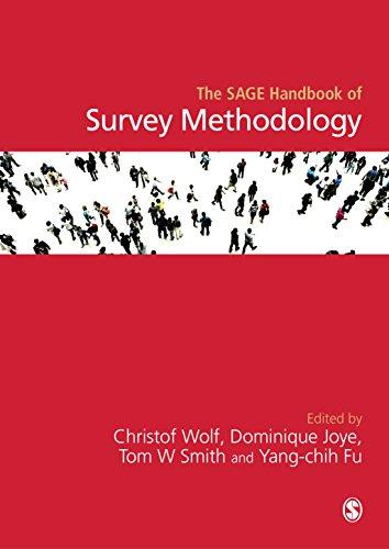 The SAGE Handbook of Survey Methodology (English Edition)