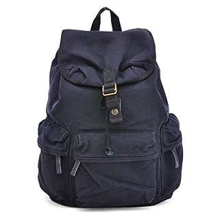 Gootium lienzo mochila Vintage mochila Causal mochila mochila mochila tamaño mediano