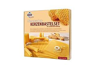 Siva Toys Siva ToysWachs-Set 1 Bienenwaben Kerzenbastel - Juego de Modelos de Fundido