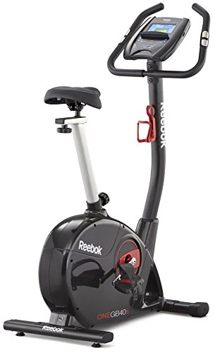 Reebok Unisex GB40s Series Exercise Bike, Black, One Size Best Price and Cheapest