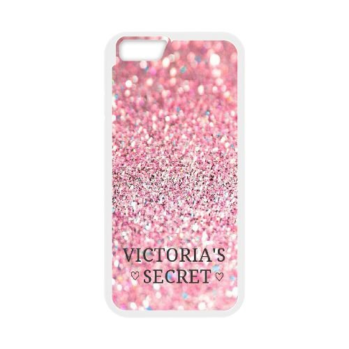 qualità autentica seleziona per originale buona vendita iPhone 6 & iPhone 6s Plus 5.5 Inch Phone Covers White Victoria Secret Pink  Brand Logo Cell Phone Case 2T110857