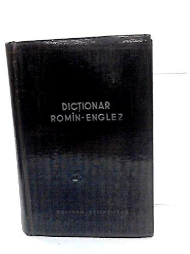 Dictionar Romin Englez