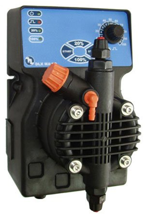 DLX Series Metering Pump Mod. But/To 1or 2or 3L/H–15or 10or 5Bar etatron