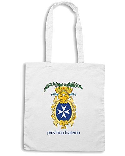 T-Shirtshock - Borsa Shopping TM0123 provincia salerno citta Bianco