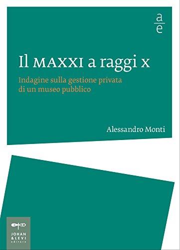 il-maxxi-a-raggi-x-indagine-sulla-gestione-privata-di-un-museo-pubblico-italian-edition