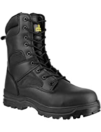 Amblers Safety FS009C Botas de seguridad punta de acero botas de trabajo de encaje piel Cap