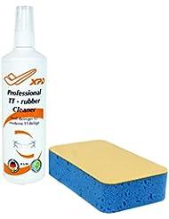XPD Limpiador TT set de ahorro (spray limpiador + esponja limpiadora) para revestimientos TT,Fabricado en Alemania