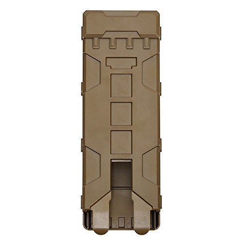 Hunting Explorer -10 Runden 12 Gauge-Shotgun Shell Modell Schnelllade-Clip-Halter-Box (Feder-clip-holster)