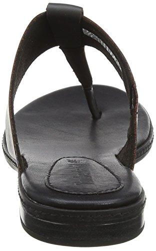 Timberland Women s Cherrybrook Flip Flops   Black Jossart 1   5 UK 5 UK