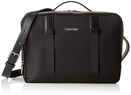 Calvin Klein Braced Convert. Briefcase, Organiseurs de...