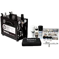 Iwata Z Model Power Jet Pro Airbrush & Compressor UK Z-MODEL-POWER