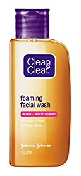 Clean & Clear Foaming Facial Wash - 100ml