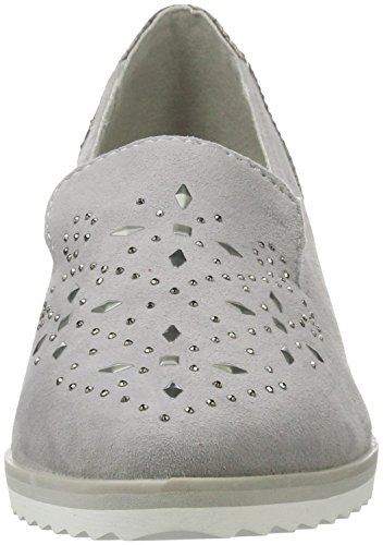 Jana Damen 24706 Slipper Grau (LT. GREY 204)