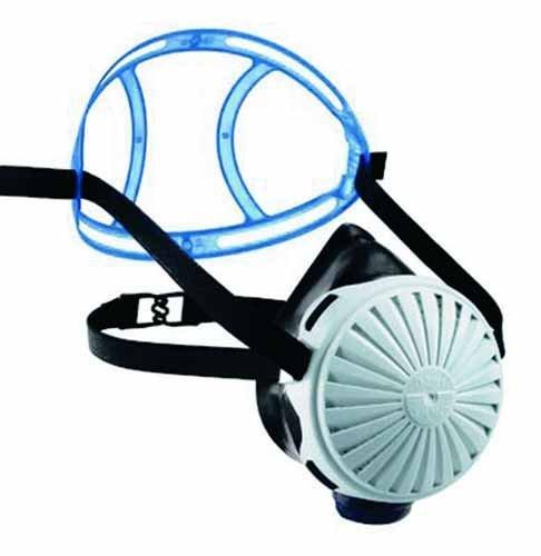 drager-kit-de-protection-avec-demi-masque-x-plore-2100-en-elastomere-epdm-et-5-filtres-a-particules-