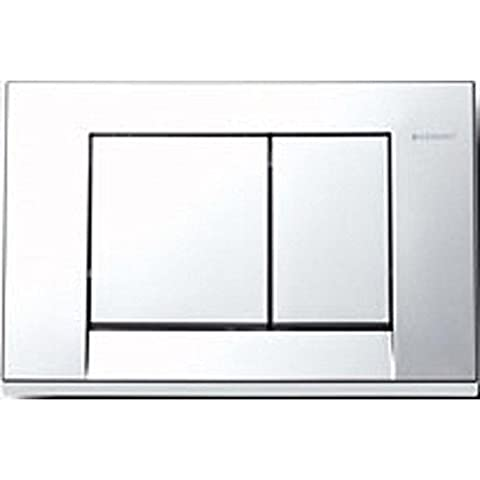 Geberit Bolero Dual Flush Push Button Plate