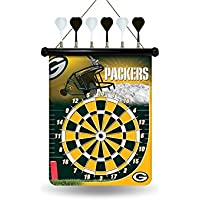 Rico Industries NFL GREEN BAY PACKERS Magnet Dart Board