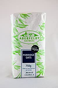 Porridge Oats 750g x 4 by Aberfeldy Oatmeal