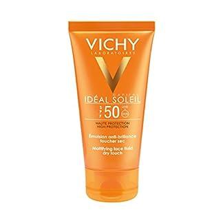 Vichy Idéal Soleil – Crema Solar Rostro, 50 ml