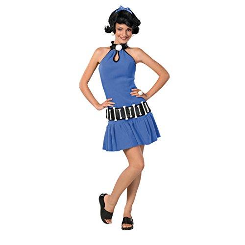 Betty Geröllheimer Kostüm Flintstones Linzenzkostüm S 34/36 Familie Feuerstein Pärchenkostüm Faschingskostüm Damen Originalkostüm Steinzeit
