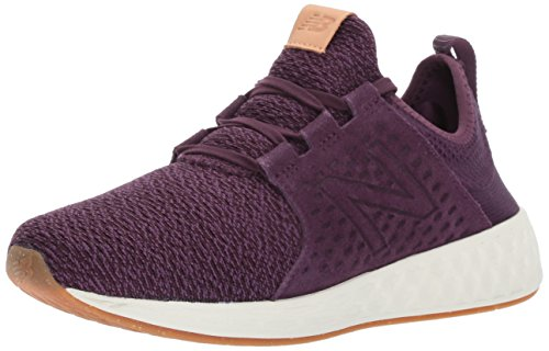 New Balance Fresh Foam Cruz, Chaussures de Fitness Femme Rouge (Burgundy)