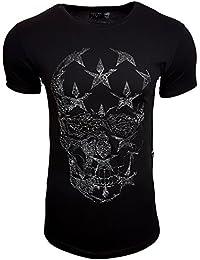 HERREN T-Shirts TShirt NEU Größe S M L M XL XXL RUNDHALS KURZARM Regular RN15121