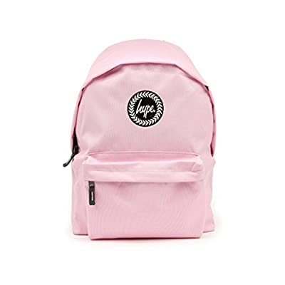 Hype Backpack Bags Rucksack | HYPE BABY PINK BACKPACK | School Travel Day bag | MANY COLOURS - casual-daypacks