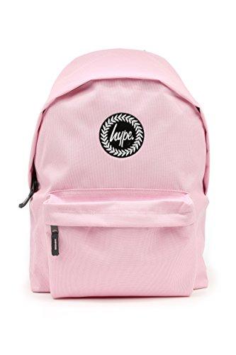 Hype Mochila Bolsas Mochila Mochila Escolar, | | más de 40variedades | nuevos estilos constantemente añadido | Premium Speckle & impreso rosa rosa pastel 42