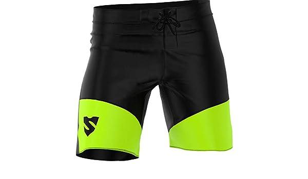 Hergestellt in der EU Trainingshose Gym Joggen Perfekt f/ür Grappling Kurze Hose Atmungsaktiv und Leicht XXL SMMASH Invisible Shorts Crossfit Kurze Herren Boxershorts Tights Fitness