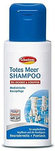 Schaebens Totes Meer Salz Shampoo, 200 ml