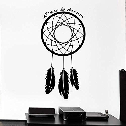 Wandbild Zitat, Vinyl
