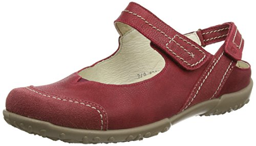 Rohde Mailand, Ballerines femme Rouge (43 Cerise)