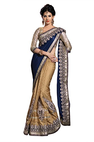 Chirag Sarees Synthetic Saree (1471_Multi)
