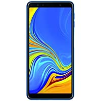 Galaxy A7 (2018) Smartphone [6 inch, 64 GB, 24 Megapixel], German Version, 64 gb