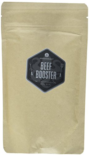 Beef Booster, BBQ-Rub, 250gr