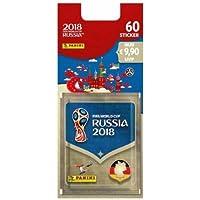 Panini WM Russia 2018 – Sticker – Blisterpack mit 12 Tüten - deutsche Ausgabe