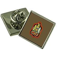 Ejército Sargento Mayor rango Insignia Insignia de solapa bolsa de regalo