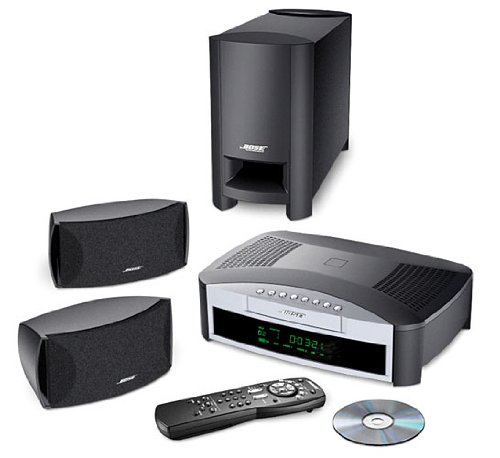 Bose 3.2.1.  Digital Home Entertainment Heimkino-System Graphit