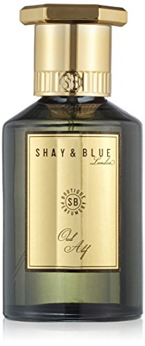 Parfum Shay & Blue Oud Alif concentré - 100 ml