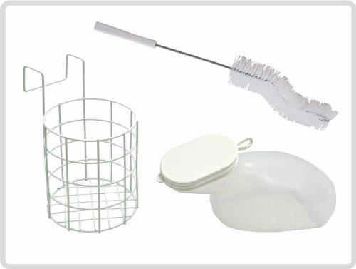 Urinflaschen-Set, Frauen