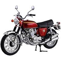 Honda Goldwing Rot 1//6 Motormax Modell Motorrad mit oder ohne individiuellem W..